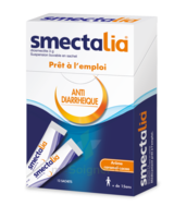 SMECTALIA 3 g Suspension buvable en sachet 12Sach/10g à TOURS