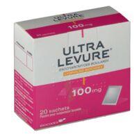 ULTRA-LEVURE 100 mg Poudre pour suspension buvable en sachet B/20