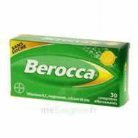 Berocca Comprimés Effervescents Sans Sucre T/30 à TOURS