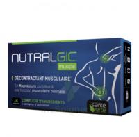 Nutralgic Muscle Comprimés décontractant musculaire B/14 à TOURS