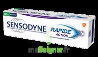 Sensodyne Rapide Pâte dentifrice dents sensibles 75ml à TOURS
