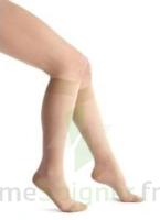 Thuasne Venoflex Secret 2 Chaussette femme beige naturel T3N