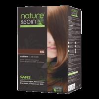 Nature & Soin Kit coloration 5G châtain clair doré à TOURS