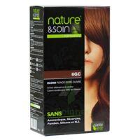 Nature & Soin Kit coloration 6GC blond foncé doré cuivré à TOURS
