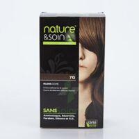 Nature & Soin Kit coloration 7G blond doré à TOURS