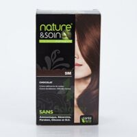 NATURE&SOIN Kit coloration 5M chocolat à TOURS