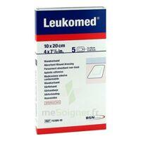 LEUKOMED, 10 cm x 25 cm (ref. 72380-11), bt 5 à TOURS