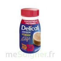 DELICAL BOISSON HP HC CONCENTREE Nutriment café 4Bouteilles/200ml à TOURS