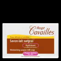 Rogé Cavaillès Savon lait surgras hydratant 100g à TOURS