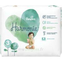 Pampers Harmonie Couche T3 géant paquet/31 à TOURS
