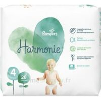 Pampers Harmonie Couche T4 géant paquet/28 à TOURS