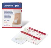Leukomed T Plus Pansement adhésif stérile avec compresse transparent 8x10cm B/5 à TOURS