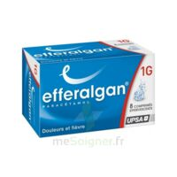 EFFERALGANMED 1 g Cpr eff T/8 à TOURS