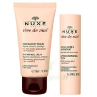 Rêve De Miel Crème Mains Et Ongles + Stick Lèvres Hydratant à TOURS