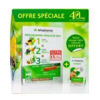 Arkofluides Programme Minceur Bio 30 ampoules/10ml + Arkogélules Konjac B/45 Offre spéciale 40 ans de santé naturelle à TOURS