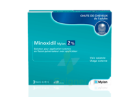 MINOXIDIL MYLAN 2 %, solution pour application cutanée à TOURS