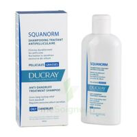 Ducray Squanorm Shampooing Pellicule Grasse 200ml à TOURS