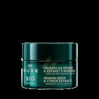 Nuxe Bio Masque Détoxifiant Eclat 50ml à TOURS