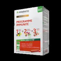 Arkofluide Bio Ultraextract Coffret Programme Immunité 3x10 Ampoules/10ml à TOURS